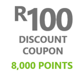 Natralogic Rewards Program R100 Discount Coupon
