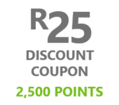 Natralogic Rewards Program R25 Discount Coupon
