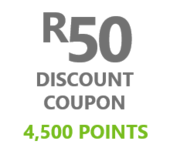 Natralogic Rewards Program R50 Discount Coupon