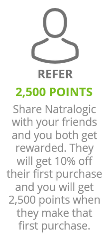 Natralogic Rewards Program Refer