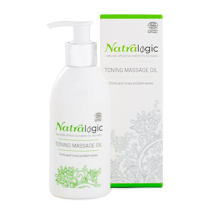 Toning Massage Oil