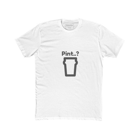"""Pint..?"" - Unisex Classic short-sleeve T-shirt"