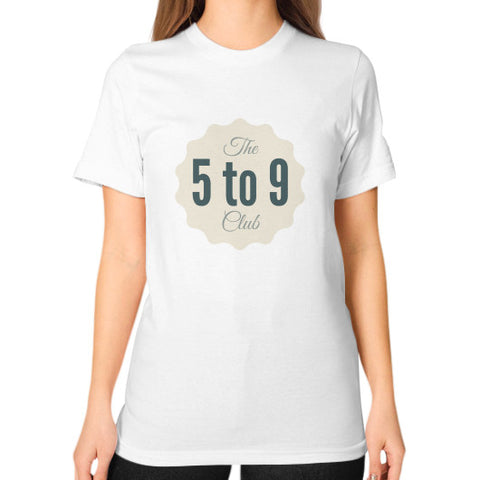 5 to 9 club - Women's Classic short-sleeve T-shirt