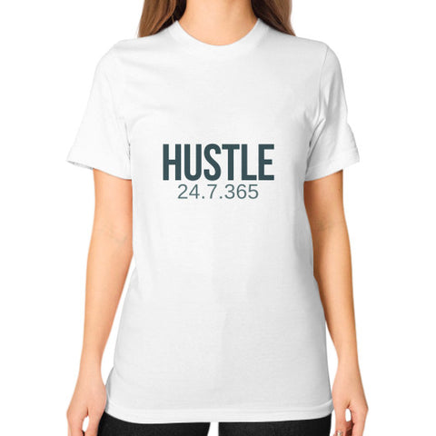 Entrepreneur: Hustle 24.7.365 - Women's Classic short-sleeve T-shirt