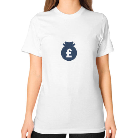 Entrepreneur: Money Bag - Women's Classic short-sleeve T-shirt