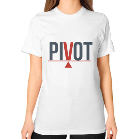 Entrepreneur: Pivot - Women's Classic short-sleeve T-shirt
