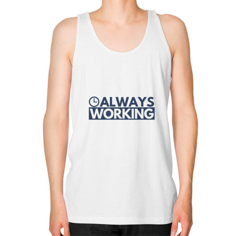Entrepreneur: Always Working - Men's Vest