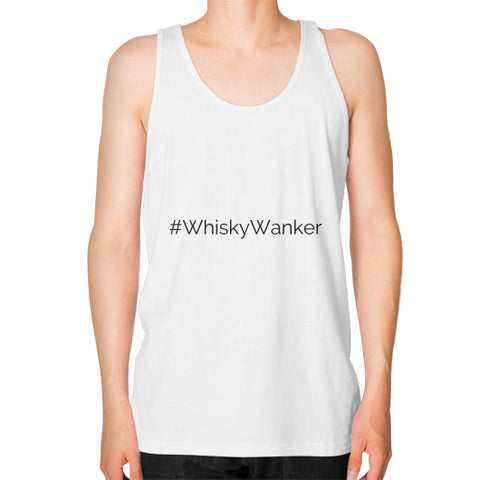 """#WhiskyWanker"" - Men's Vest"