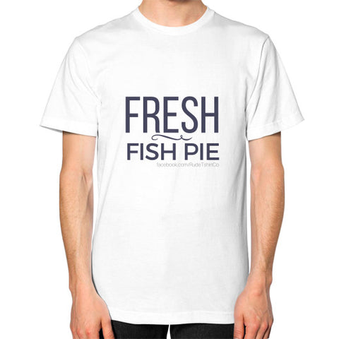 """Fresh Fish Pie"" - Men's Classic short-sleeve T-shirt"