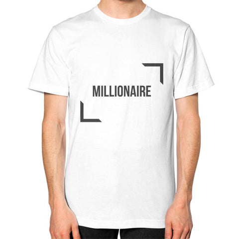 Entrepreneur: Millionaire - Men's Classic short-sleeve T-shirt
