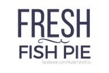 """Fresh Fish Pie"" - Women's Classic short-sleeve T-shirt"