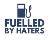 Entrepreneur: Fuelled By Haters - Women's Jersey slim-fit short-sleeve T-Shirt