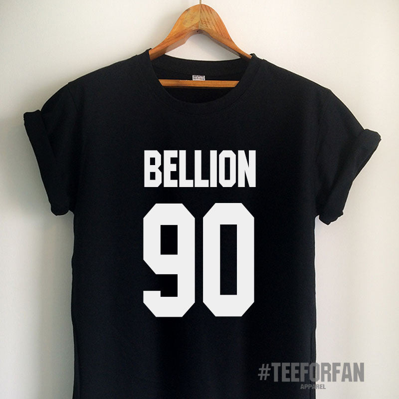 Bellion Shirt Bellion 90 T-Shirt Bellion Merch Clothing Top Tee Jersey for Women Girls Men