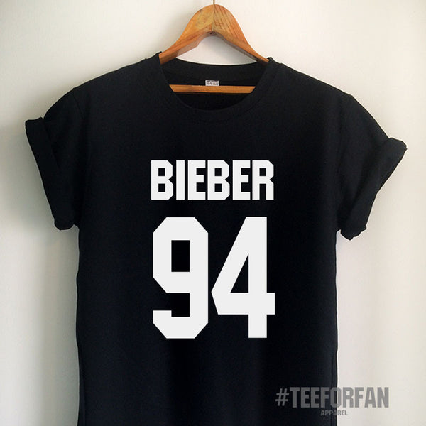 Justin Bieber Shirts Justin Bieber T-Shirt Justin Bieber Merch Clothing Top Tee Jersey for Women Girls Men