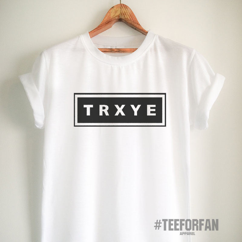 Troye Sivan Shirts Trxye T Shirt Logo Troye Sivan Merch Clothing Top Tee Jersey for Women Girls Men