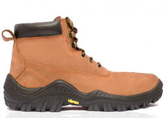 Bova Sierra Tan Safety Boot - Safety Supplies  Safety Boots - PPE, Workwear, Conti Suits, Zeroflame and Acid, Safety Equipment, SAFETY SUPPLIES - Safety supplies