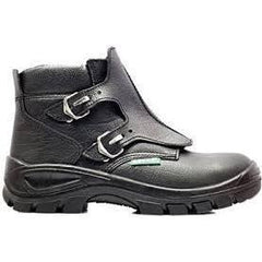 Bova Welders Safety Boots - Black - Safety Supplies  Safety Boots - PPE, Workwear, Conti Suits, Zeroflame and Acid, Safety Equipment, Safety Products - Safety supplies