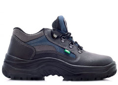 Bova Bremen Black Safety Shoe - Safety Supplies  Safety Shoes - PPE, Workwear, Conti Suits, Zeroflame and Acid, Safety Equipment, SAFETY SUPPLIES - Safety supplies