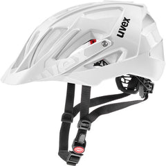 uvex quatro Mat-White All-Mountain Cycling Sport Helmet - Safety Supplies  Sports Protection - PPE, Workwear, Conti Suits, Zeroflame and Acid, Safety Equipment, Safety Products - Safety supplies