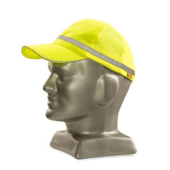 Dromex Lime Reflective Baseball Cap - Safety Supplies  Head Protection - PPE, Workwear, Conti Suits, Zeroflame and Acid, Safety Equipment, Safety Products - Safety supplies