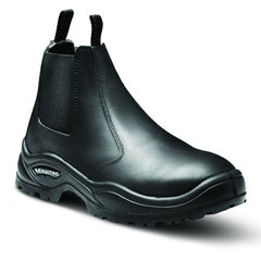 Lemaitre Zeus Black Boot