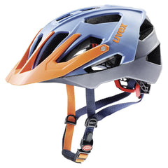 uvex quatro Blue-Orange 56-61 All-Mountain Cycling Sport Helmet