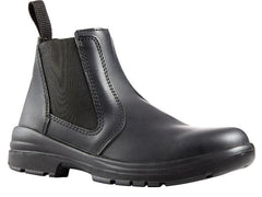 Sisi Sydney Safety Boot - Black - Safety Supplies  Footwear - PPE, Workwear, Conti Suits, Zeroflame and Acid, Safety Equipment, Safety Products - Safety supplies