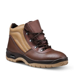 Lemaitre Maxeco Safety Shoe - Tan