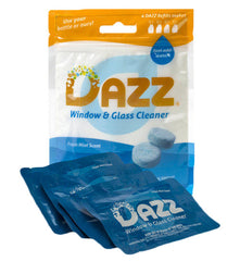 DAZZ Window & Glass Cleaner Tablet - Refill Kit - Safety Supplies  Other Protection - PPE, Workwear, Conti Suits, Zeroflame and Acid, Safety Equipment, Safety Products - Safety supplies