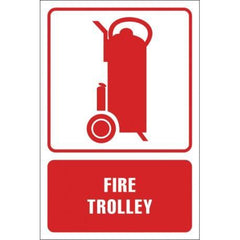 Fire Trolley (290X290) - Safety Supplies  Signage - PPE, Workwear, Conti Suits, Zeroflame and Acid, Safety Equipment, Safety Products - Safety supplies
