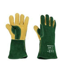 Honeywell Green Welding Plus Glove - Safety Supplies  Hand Protection - PPE, Workwear, Conti Suits, Zeroflame and Acid, Safety Equipment, Safety Products - Safety supplies