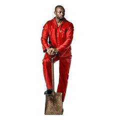 Dromex Red Conti Suit - Safety Supplies  Workwear - PPE, Workwear, Conti Suits, Zeroflame and Acid, Safety Equipment, Safety Products - Safety supplies