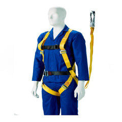 Dromex Full Body Harness (scaffolding hooks) - Safety Supplies  Body Protection - PPE, Workwear, Conti Suits, Zeroflame and Acid, Safety Equipment, Safety Products - Safety supplies