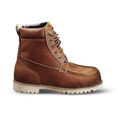 Bronx Worker Safety Boot - Brown - Safety Supplies  Footwear - PPE, Workwear, Conti Suits, Zeroflame and Acid, Safety Equipment, Safety Products - Safety supplies