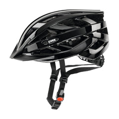 uvex i-vo Black 52-57 Cycling Sport Helmet - Safety Supplies  Sports Protection - PPE, Workwear, Conti Suits, Zeroflame and Acid, Safety Equipment, Safety Products - Safety supplies
