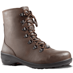 Sisi Opal Safety Boot - Brown - Safety Supplies  Footwear - PPE, Workwear, Conti Suits, Zeroflame and Acid, Safety Equipment, Safety Products - Safety supplies