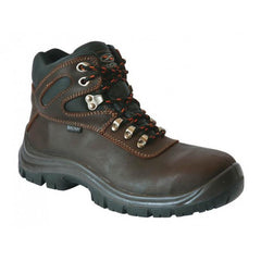 Bronx Volcano Brown High Boot - Safety Supplies  Safety Boots - PPE, Workwear, Conti Suits, Zeroflame and Acid, Safety Equipment, SAFETY SUPPLIES - Safety supplies