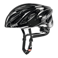 uvex boss race Black Cycling Sport Helmet - Safety Supplies  Head Protection - PPE, Workwear, Conti Suits, Zeroflame and Acid, Safety Equipment, Safety Products - Safety supplies