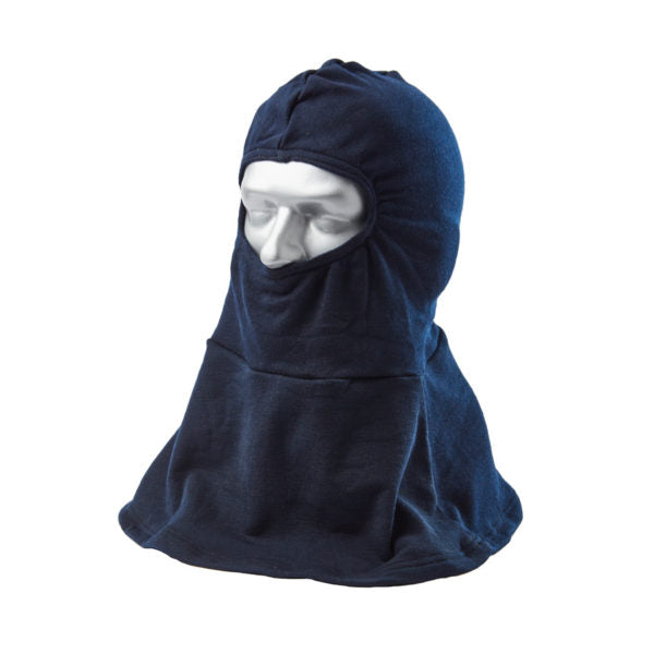 Dromex Aramid Balaclava - Navy Blue - Safety Supplies  Head Protection - PPE, Workwear, Conti Suits, Zeroflame and Acid, Safety Equipment, Safety Products - Safety supplies