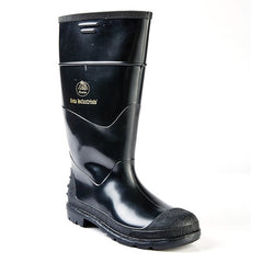 Bata Jobber Black Gumboot - Safety Supplies  Gumboots - PPE, Workwear, Conti Suits, Zeroflame and Acid, Safety Equipment, Safety Products - Safety supplies