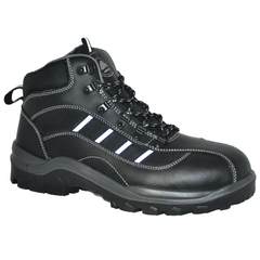 Bata Conga II STC Black Boot - Safety Supplies  Safety Boots - PPE, Workwear, Conti Suits, Zeroflame and Acid, Safety Equipment, Safety Products - Safety supplies