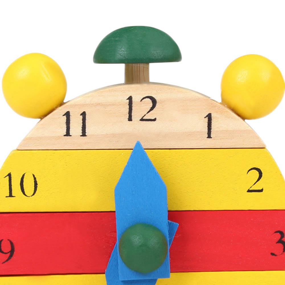 Montessori Wooden Clock Jigsaw Puzzle - This beautifully made Montessori learning toy is a fantastic and fun way for your baby to learn to tell the time!