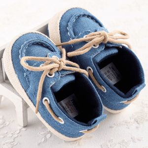 Denim Boat Shoes|0-18 months Available