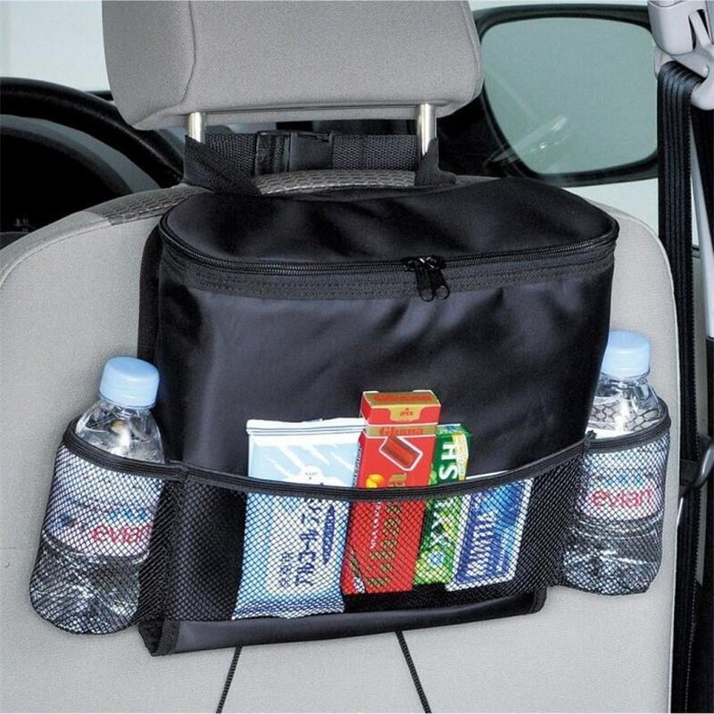 This Car Tidy Noir is perfect for keeping all your little ones toys, drinks, snacks, wipes, books etc in one place and organised.
