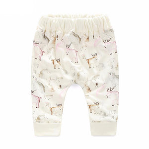 Bunny 3 Piece Outfit Set|Top, Pants and Hat| 4-24 months Available