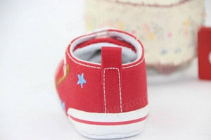 Baseball Lace Sneakers|0-12 months