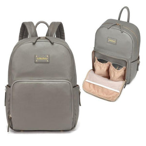 AIMABABY Diaper Backpack
