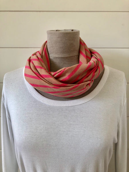 DKNY cotton scarf