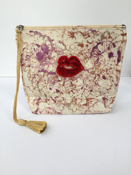 lip smacker cosmetic bag