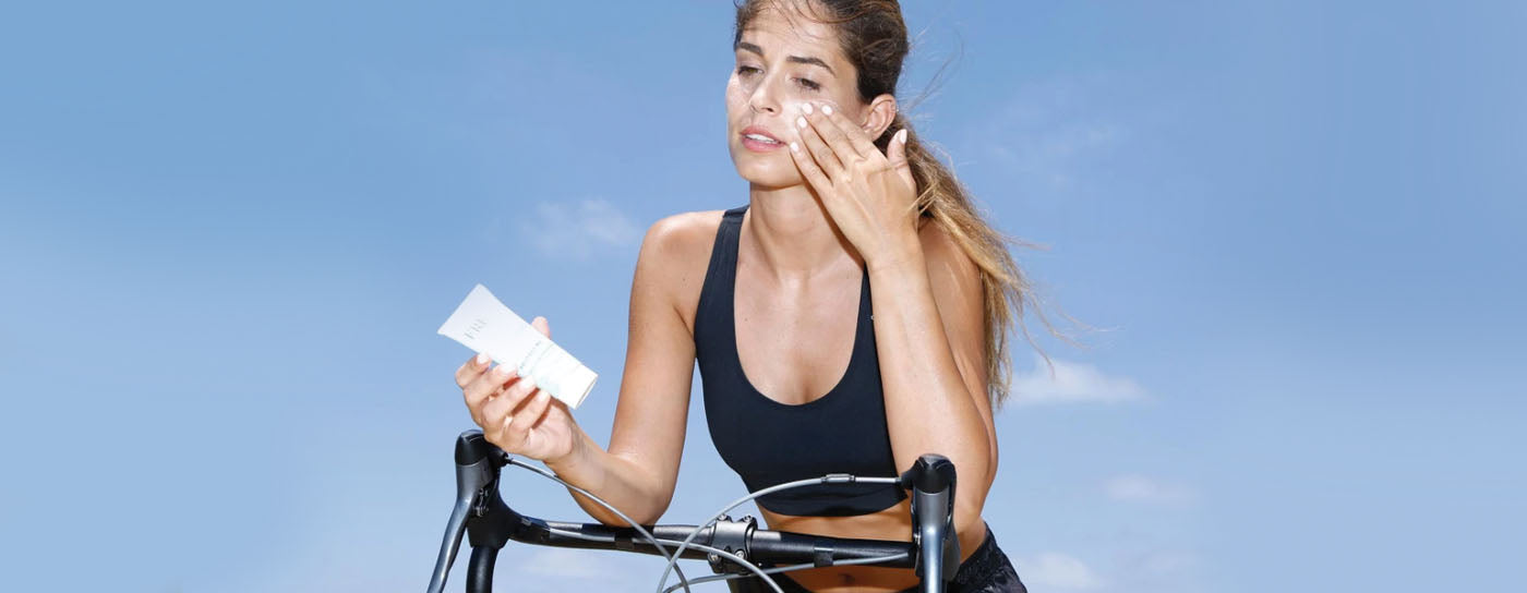 5 tips for oily skin pre and post workout skincare